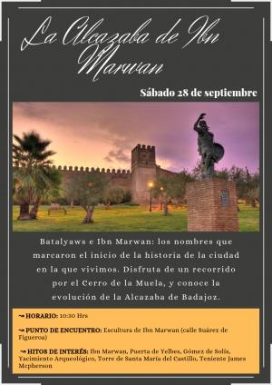 La alcazaba de Ibn Marwan