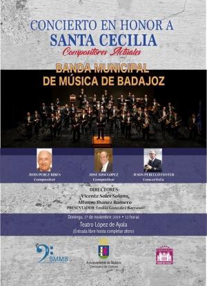 Cartel Santa Cecilia