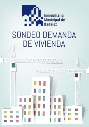 Sondeo Demanda Vivienda de la Inmobiliaria Municipal de Badajoz