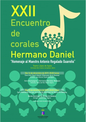 Cartel Hermano Daniel