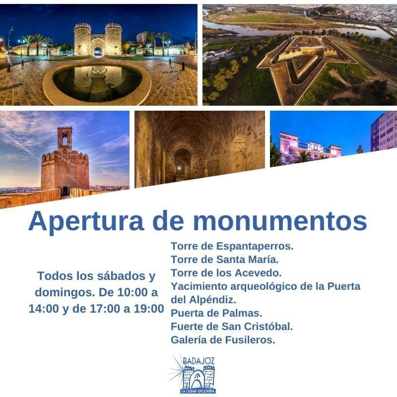 """Programa de actividades para los d�as 6, 7 y 8 de diciembre: """" Badajoz, la Ciudad Encendida"""""""