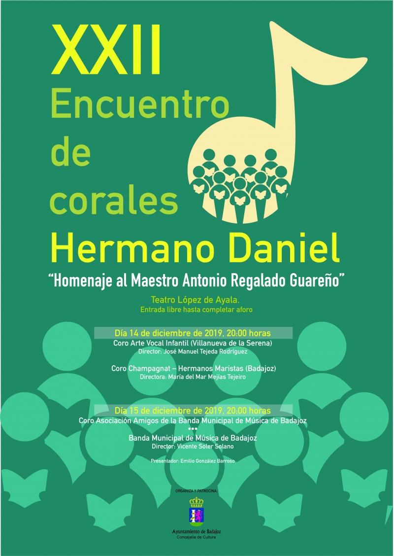 Cartel Hermano Daniel