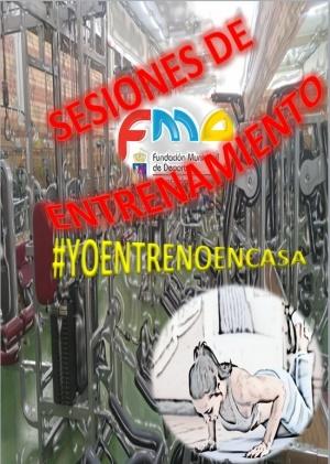 #YOENTRENOENCASA