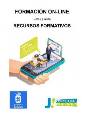 Monográfico Formación Online.