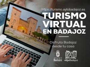 Turismo Virtual en Badajoz