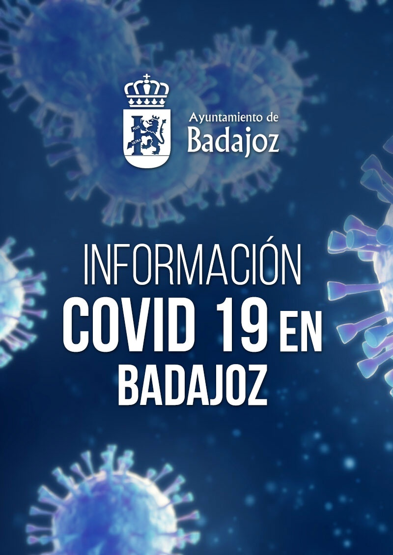 INFORMACI�N COVID-19 EN BADAJOZ