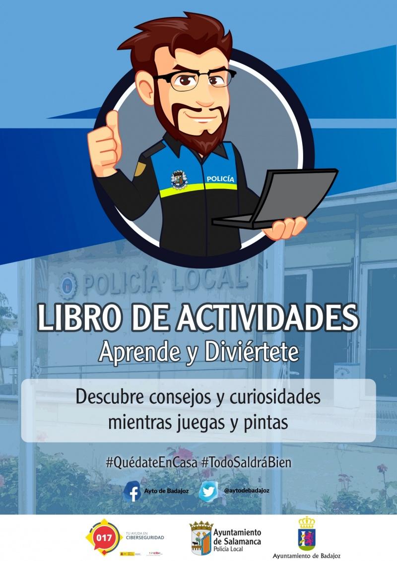 Libro de Actividades de la Polic�a Local