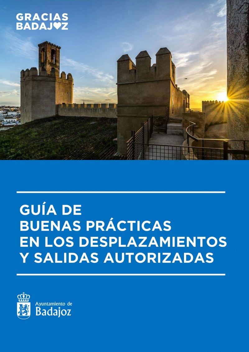 GU�A DE BUENAS PR�CTICAS EN LOS DESPLAZAMIENTOS Y SALIDAS AUTORIZADAS