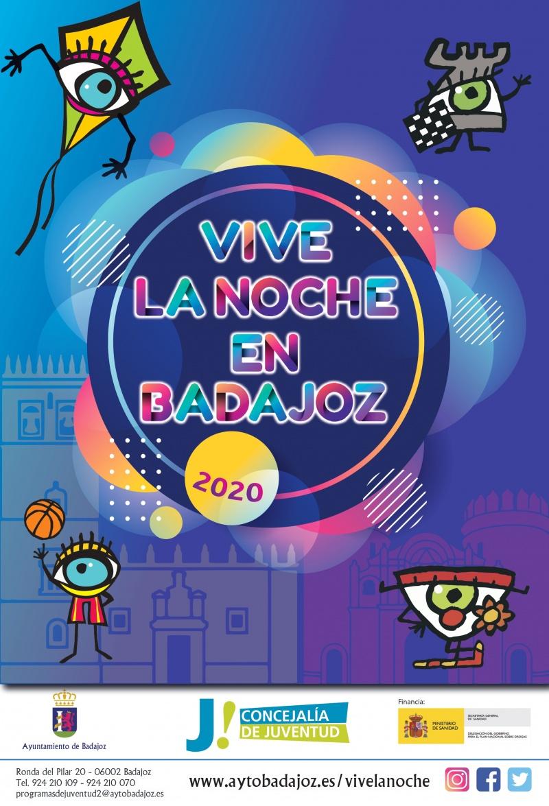 Programa Vive la Noche 2020