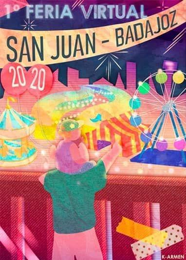 Feria Virtual San Juan Badajoz 2020