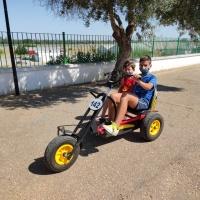 Coches a pedales en padanías - 10