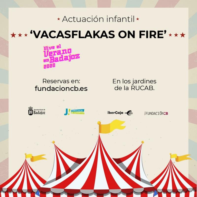 Teatro infantil en directo. Vive el Verano en Badajoz.