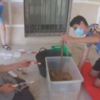 Jóvenes arqueólogos - 1