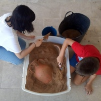 Jóvenes arqueólogos - 7