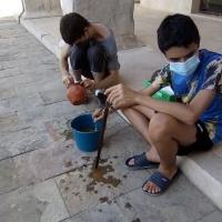 Jóvenes arqueólogos - 9