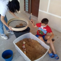 Jóvenes arqueólogos - 11