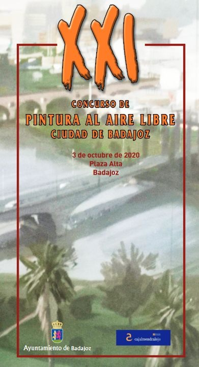 CONCURSO DE PINTURA AL AIRE LIBRE - Ciudad de Badajoz