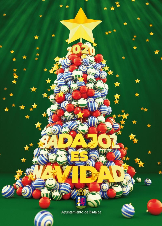 Badajoz es Navidad 2020