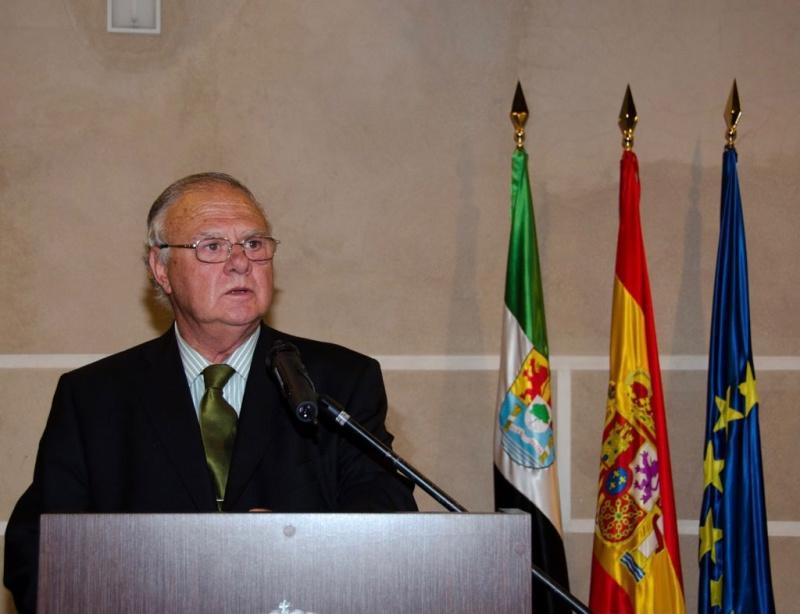 Miguel Celdr�n, Alcalde de Badajoz entre 1995 y 2013, ha fallecido esta madrugada