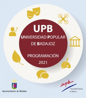 Universidad Popular de Badajoz Cursos 2021