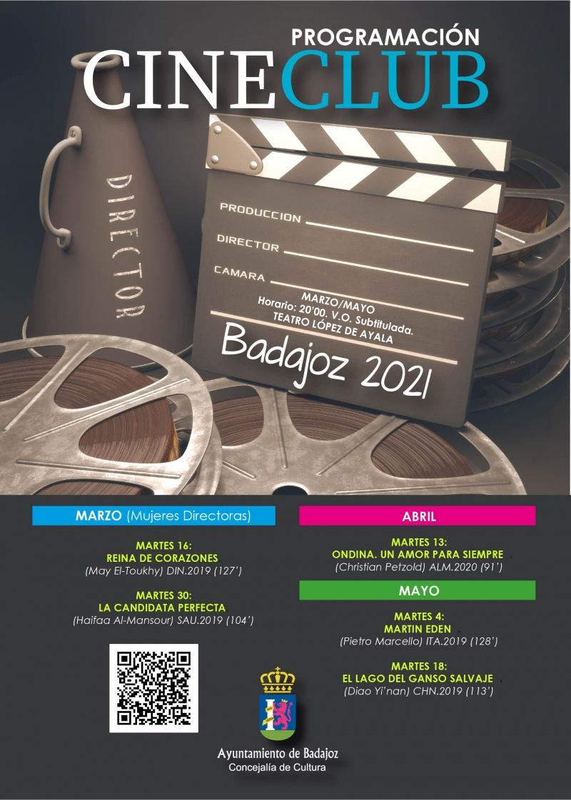 Cine Club Badajoz 2021