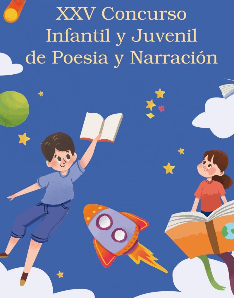 XXV Concurso Infantil de Poes�a y Narraci�n