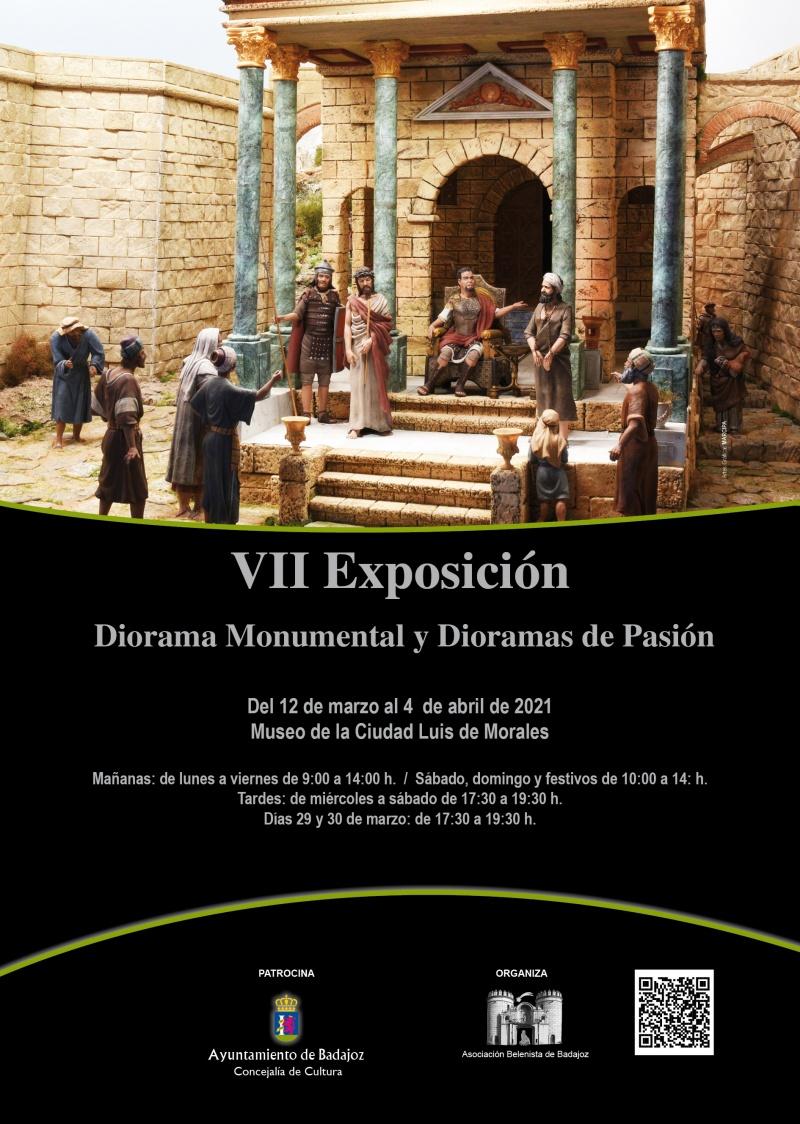 VII Exposici�n de Diorama Monumental y Dioramas de Pasi�n