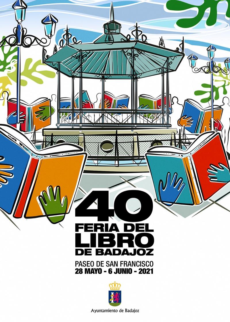 40 Feria del Libro de Badajoz