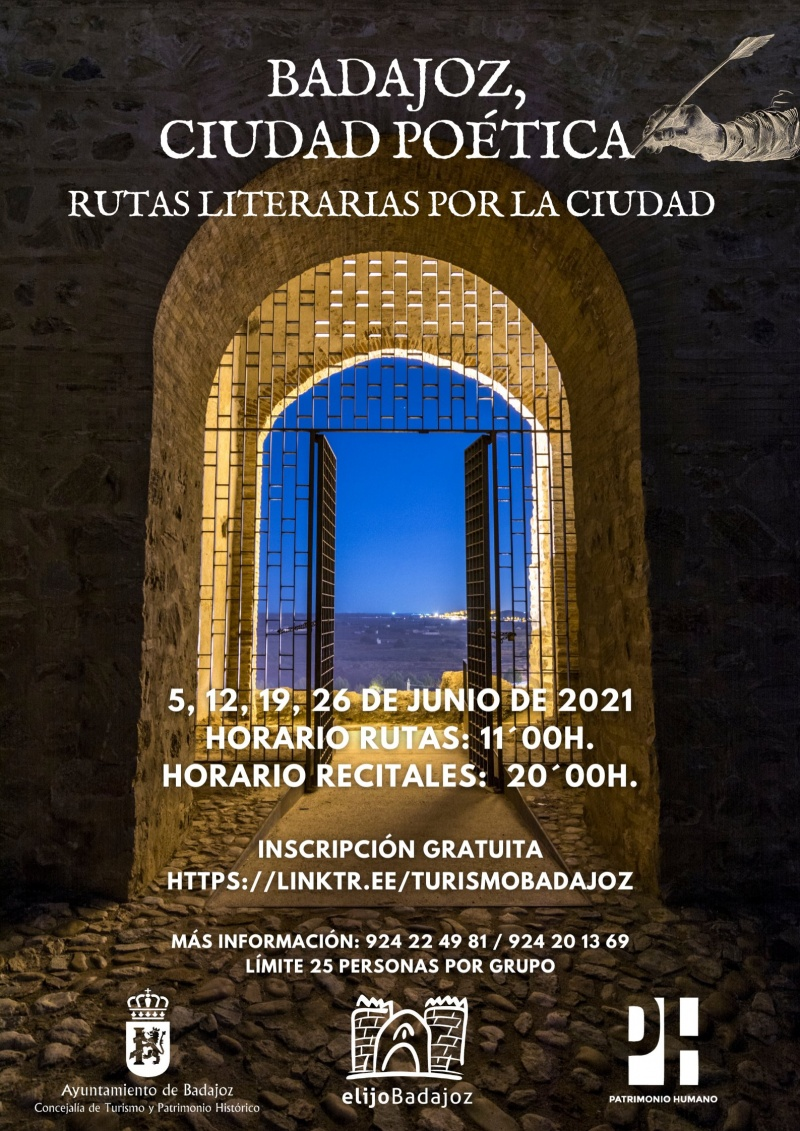 Badajoz, ciudad po�tica