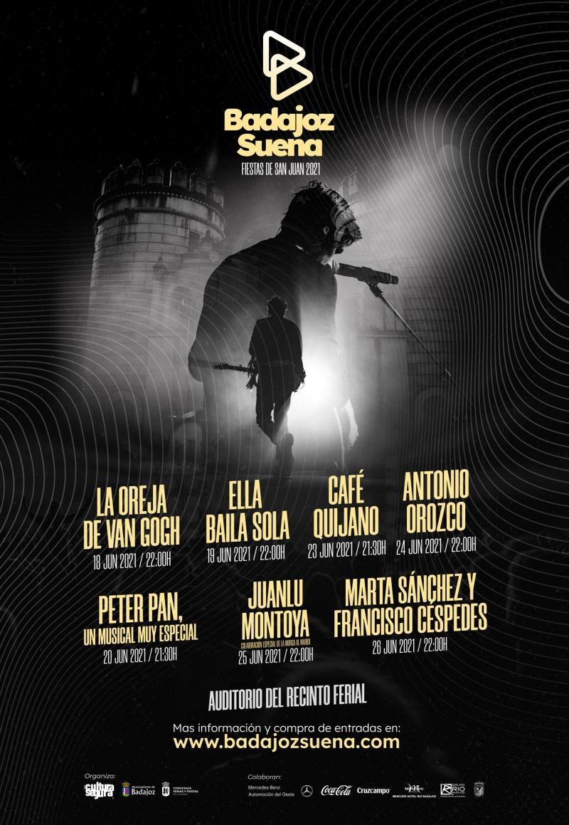 Badajoz Suena: Ella Baila Sola