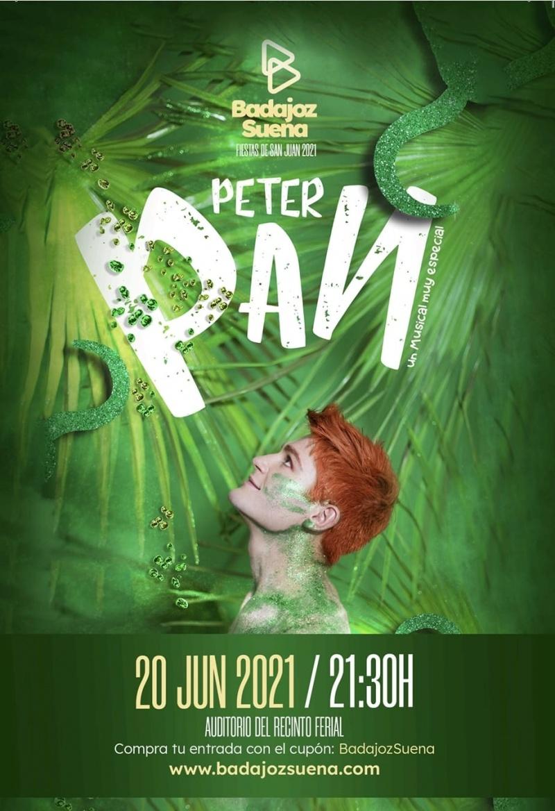 Badajoz Suena: Peter Pan
