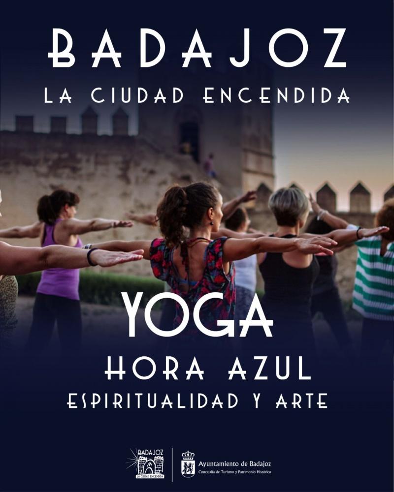 Yoga desde la Alcazaba de Badajoz, con sesiones al amanecer y al anochecer