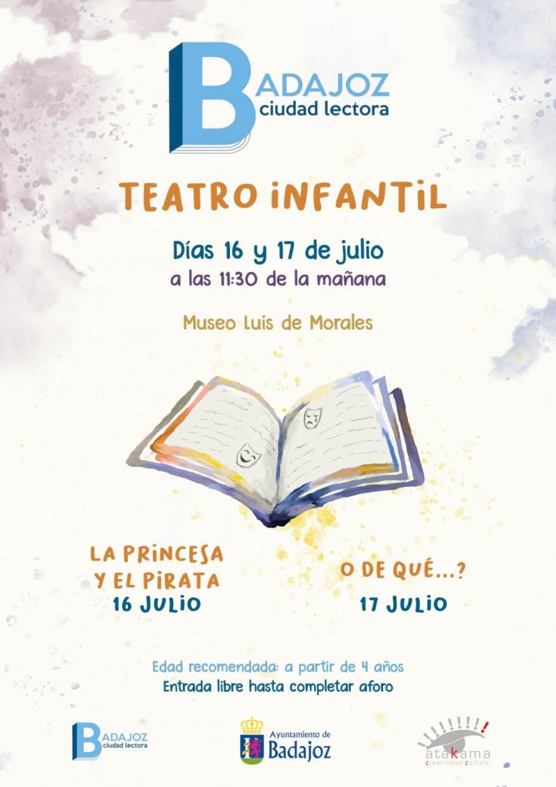 Teatro Infantil en el Museo Luis de Morales
