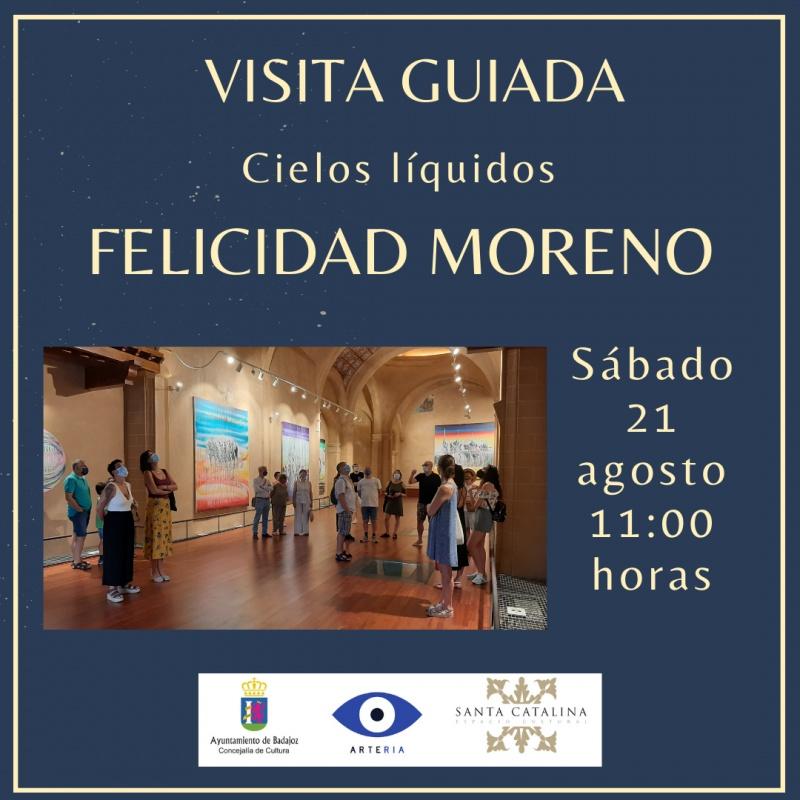 """Visitas Guiadas en """"Santa Catalina, Espacio Cultural"""""""