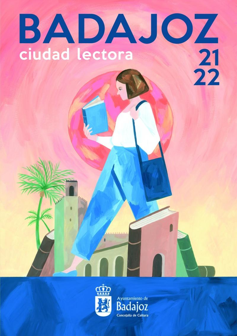 Badajoz Ciudad Lectora