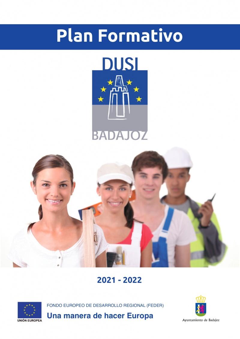 Plan Formativo Dusi Badajoz