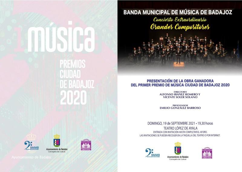 BANDA MUNICIPAL DE M�SICA DE BADAJOZ