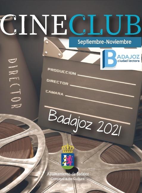 CINE CLUB 2� TEMPORADA (SEPTIEMBRE - NOVIEMBRE)