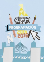 Universidad Popular de Badajoz. Programa 2015-2016