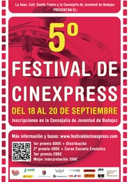 5º FESTIVAL CINEXPRESS.