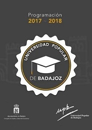 Universidad Popular de Badajoz. Programa 2017-2018
