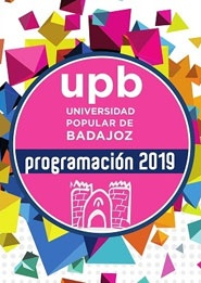 Universidad Popular de Badajoz. Cursos 2018-2019 2ª Fase