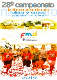 28º CAMPEONATOS INTERCENTROS DE PISTA Y CROSS 2019