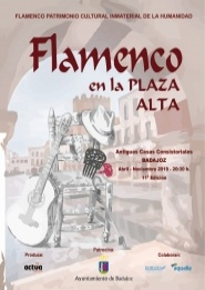 Flamenco en la Plaza Alta