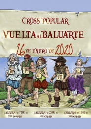 36º CROSS POPULAR VUELTA AL BALUARTE 2019
