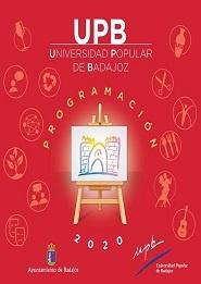 Universidad Popular de Badajoz. Cursos 2019-2020 2ª Fase