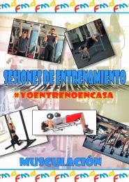 SESIONES DE ENTRENAMIENTO (#YOENTRENOENCASA)