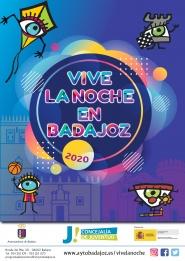Programa Vive la Noche en Badajoz 2020