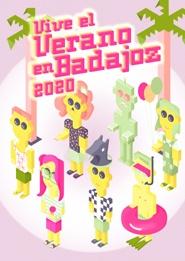 Programa Vive el Verano en Badajoz 2020