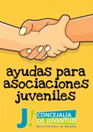 Ayudas para asociaciones juveniles.
